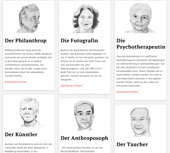 Screenshot von der Website 25000-euro.de