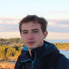 Ein kleines Porträt von Stanislau Saprankou