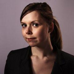 Ein kleines Porträt von Nicole Schaupke